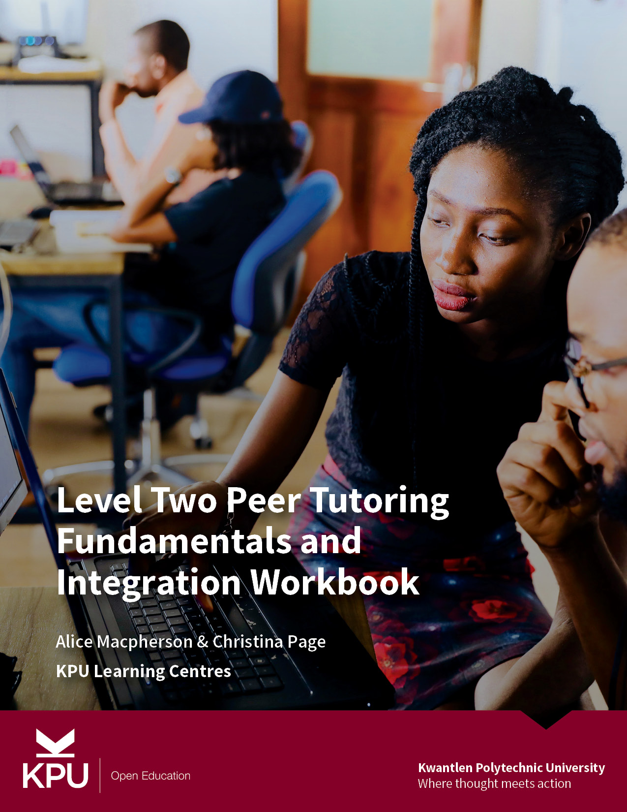 Cover image for Level Two Peer Tutoring Fundamentals and Integration Workbook
