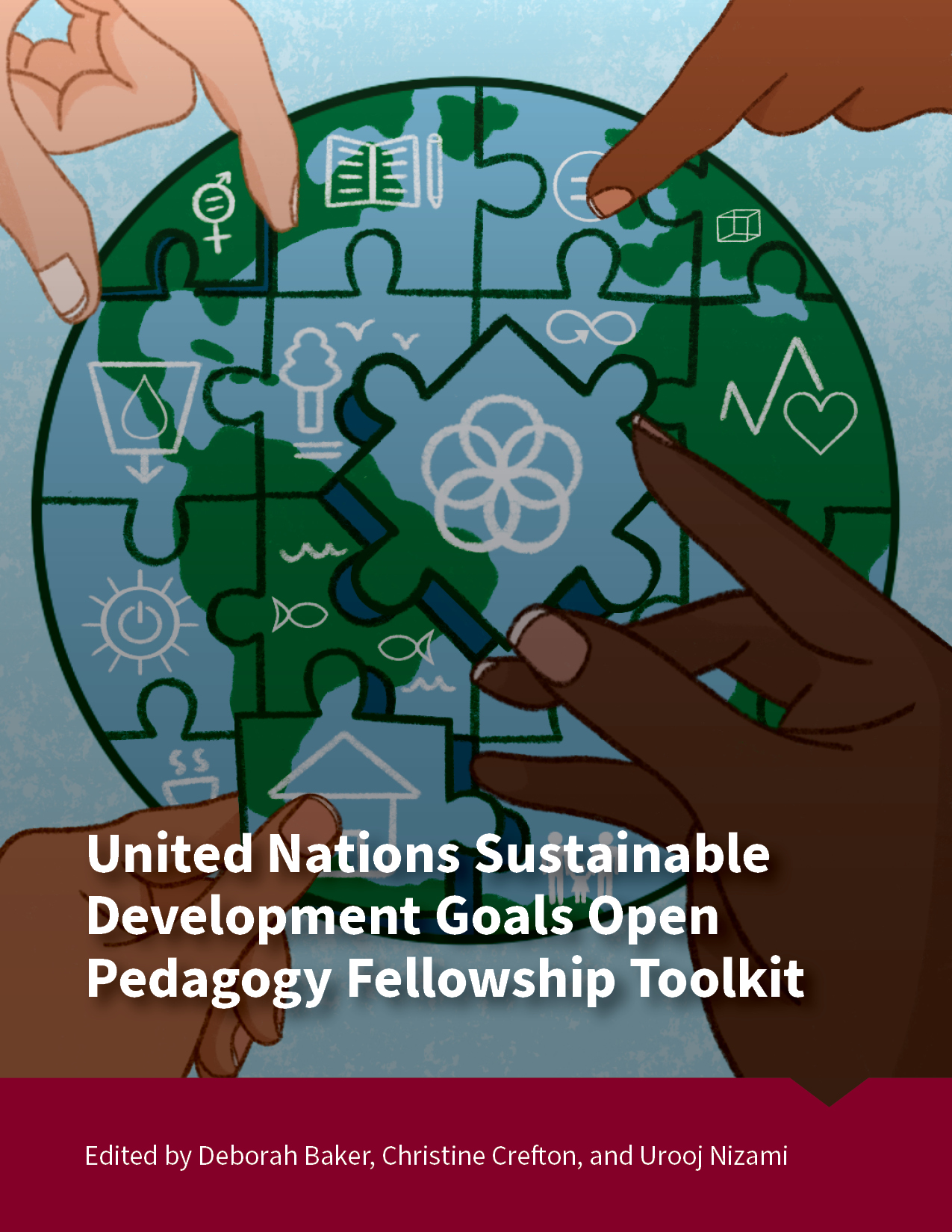 Cover image for UN Sustainable Development Goals Open Pedagogy Fellowship