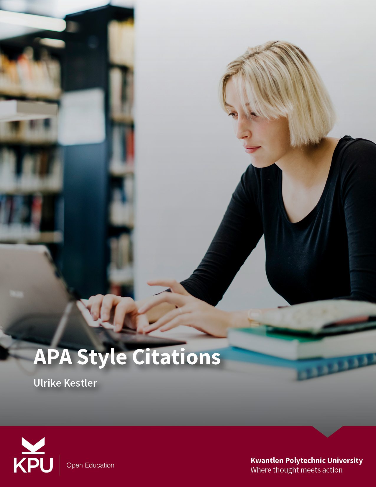 Cover image for APA Style Citations