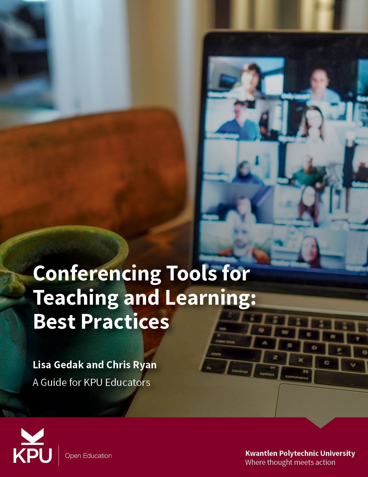 Cover image for Conferencing tools for teaching & learning: Best practices