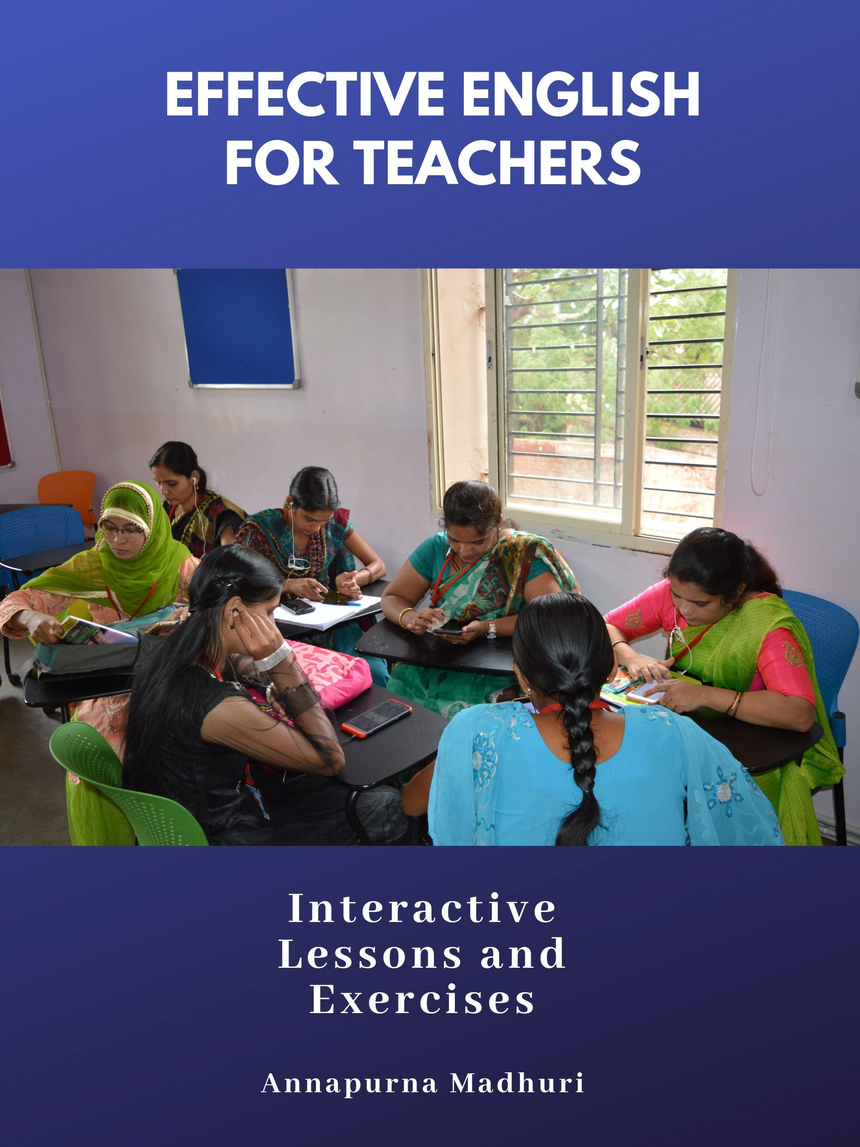 Cover image for Effective English for Teachers