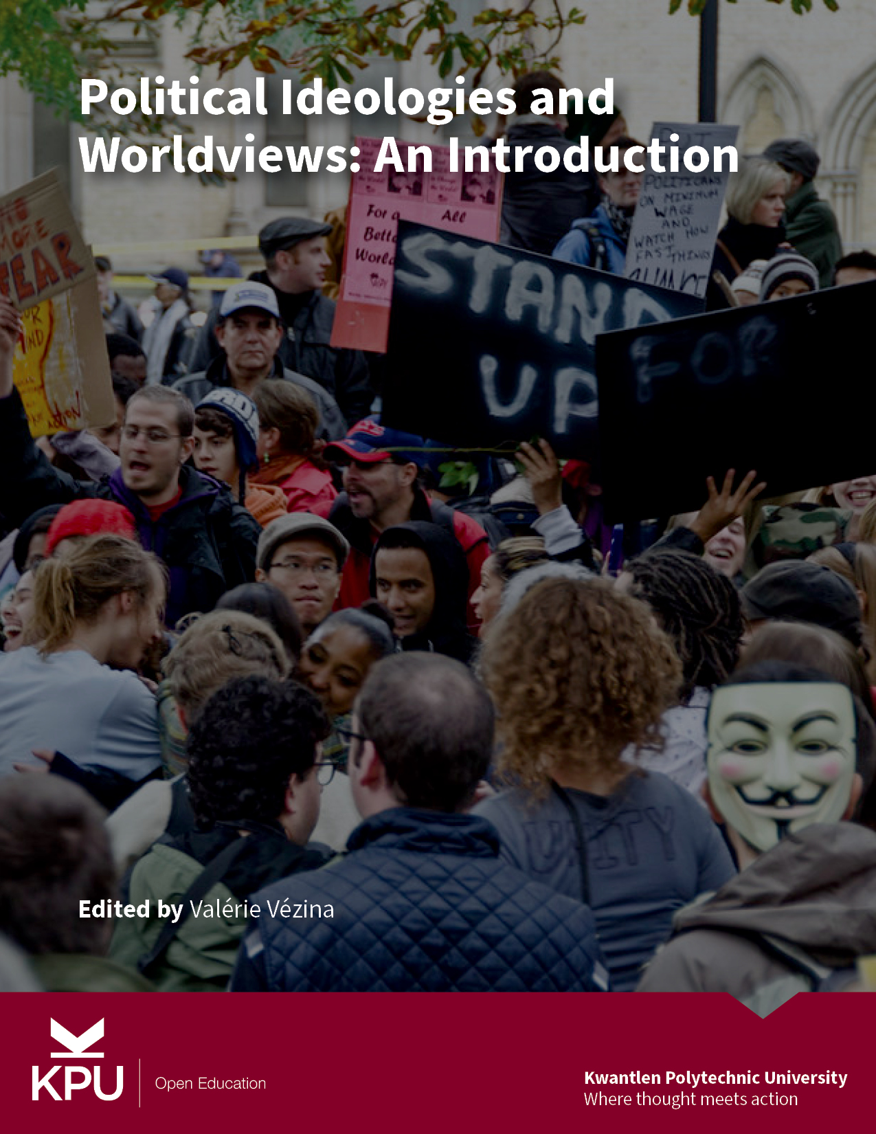 Cover image for Political Ideologies and Worldviews: An Introduction