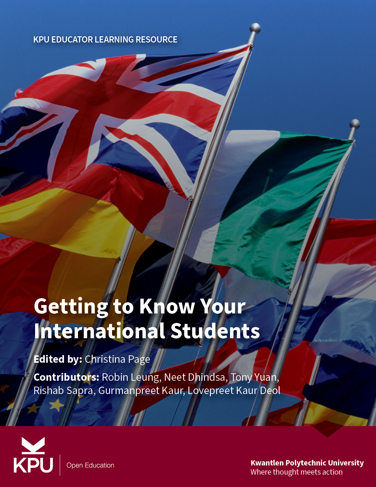 Cover image for Getting to Know Your International Students