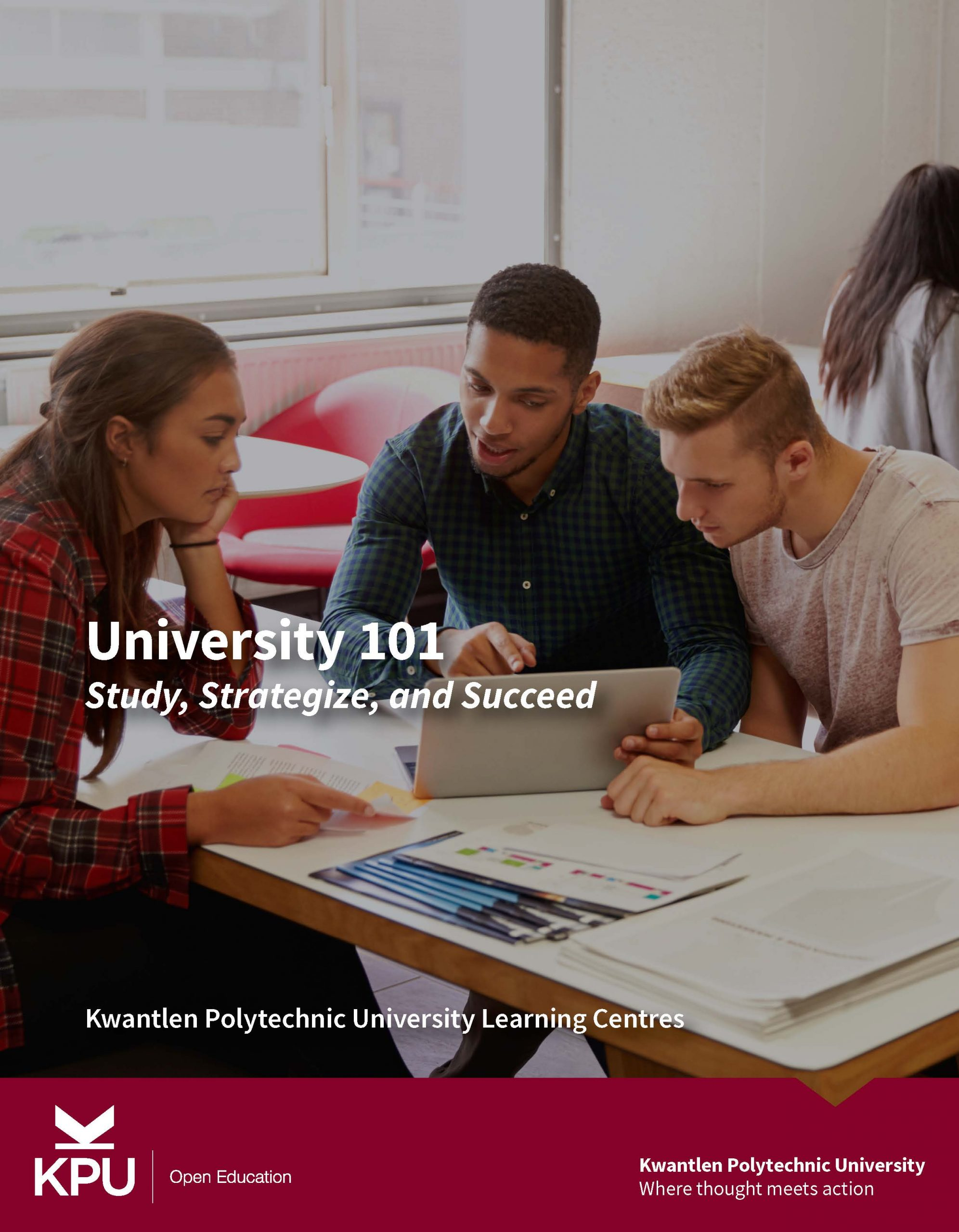 Cover image for University 101: Study, Strategize and Succeed