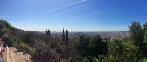 Barcelona Spain landscape