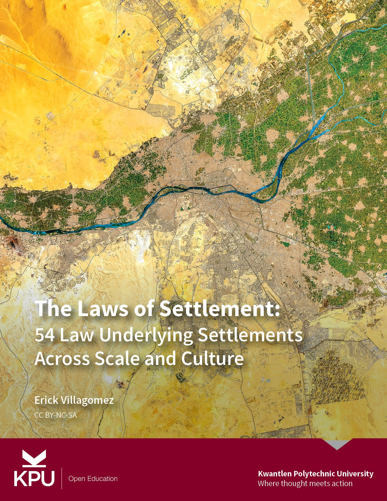 Cover image for The Laws of Settlement