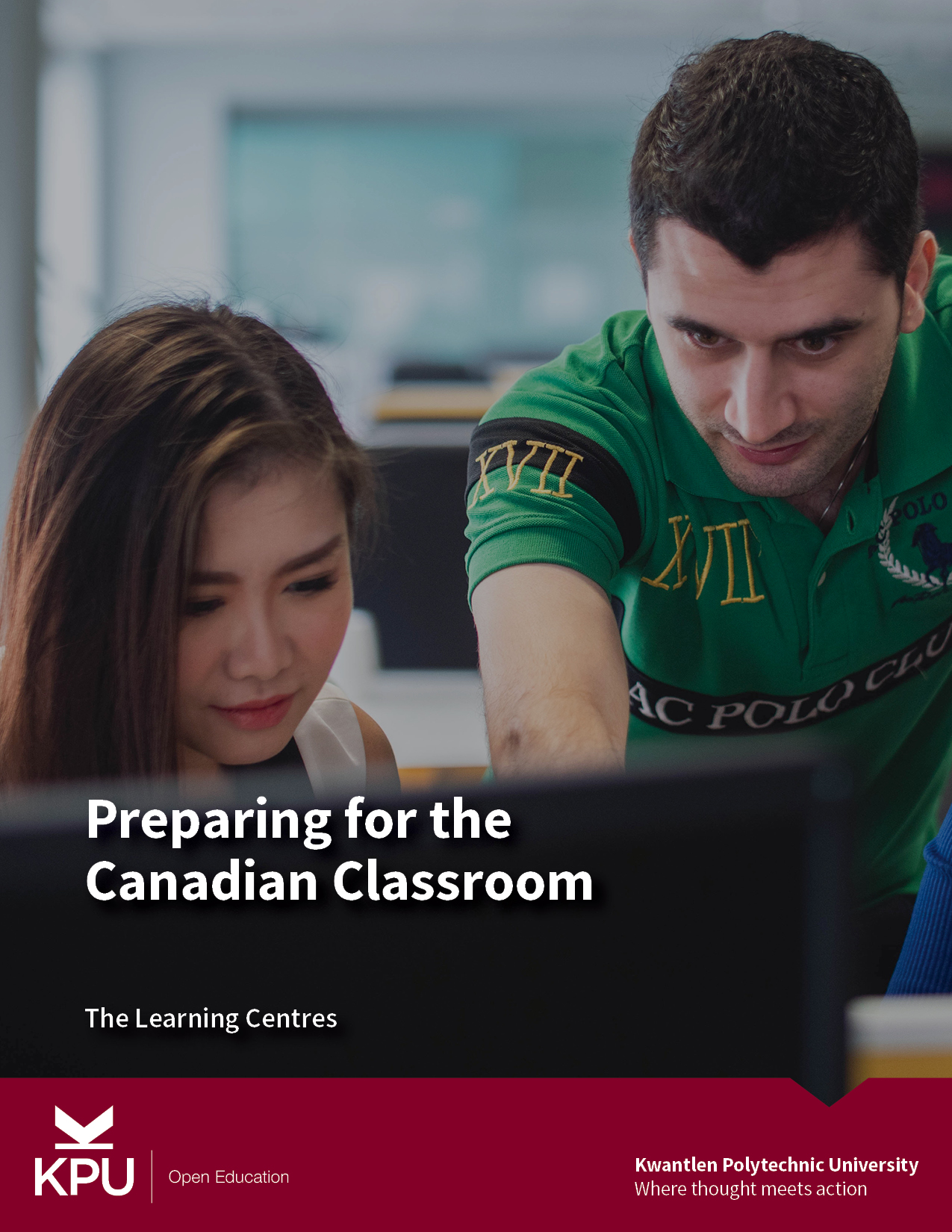 Cover image for Preparing for the Canadian Classroom